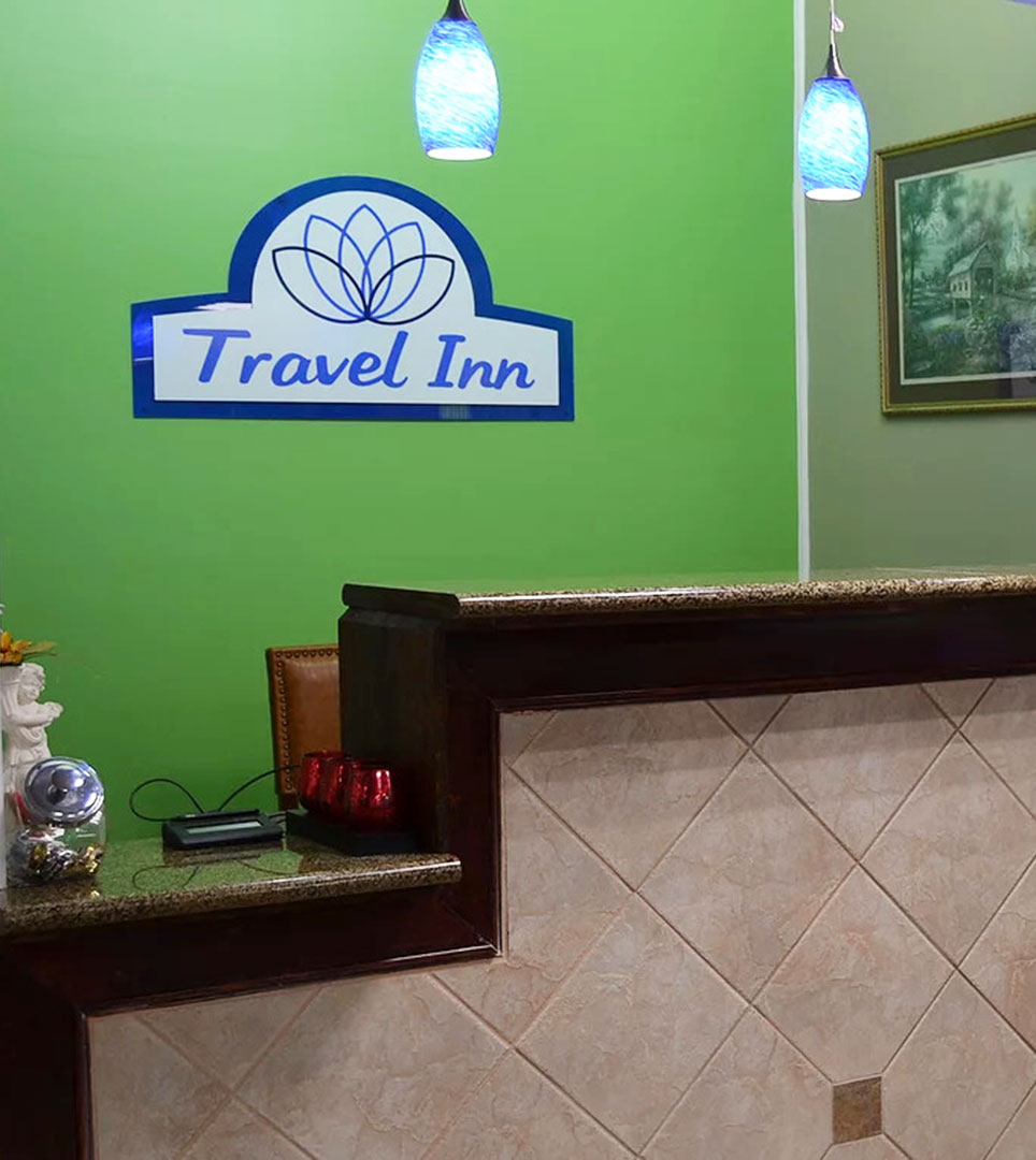 WE LOOK FORWARD TO HOSTING YOU AT THE TRAVEL INN KINGSPORT