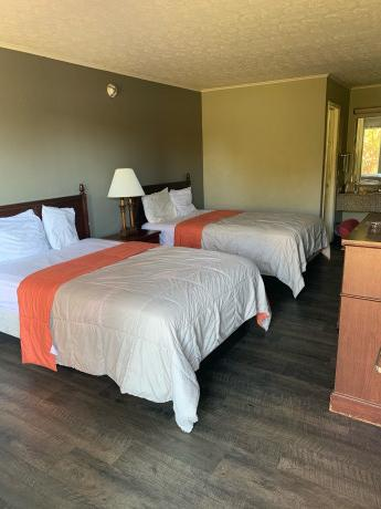 Travel Inn Kingsport - Guest Room